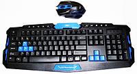 Bluetooth Клавиатура + мышь UKC HK-8100, фото 2