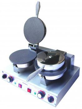 Вафельница электрическая 2-х постовая FROSTY XG-02