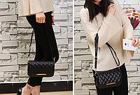 Женская сумка клатч через плечо Гламур Уценка, фото 1