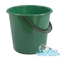 Ведро пластиковое хозяйственное 7л