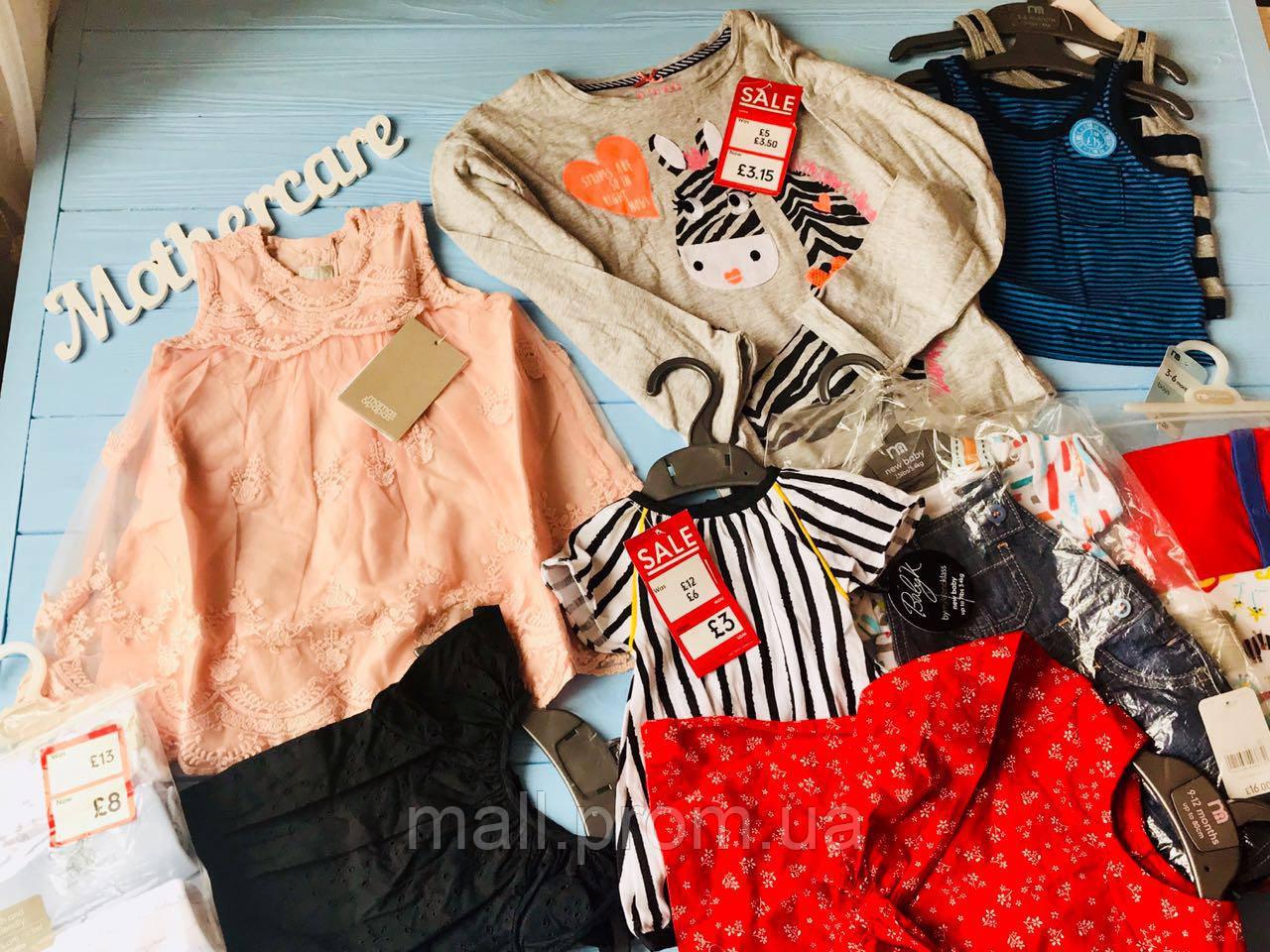 f275f80e787 Детская одежда Mothercare оптом Под Заказ!Оригинал! - Интернет-магазин