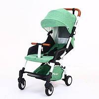 Детская коляска Yoya Care Зеленая (YY2018YP12)