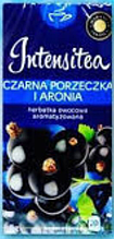 Чай Intensitia z czarna porzeczka i aronia 20 пакетов