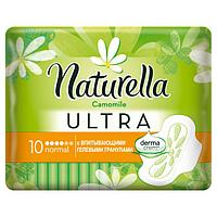 """Прокладки женские """"Naturella ultra"""" 4 капли (10шт.)"""