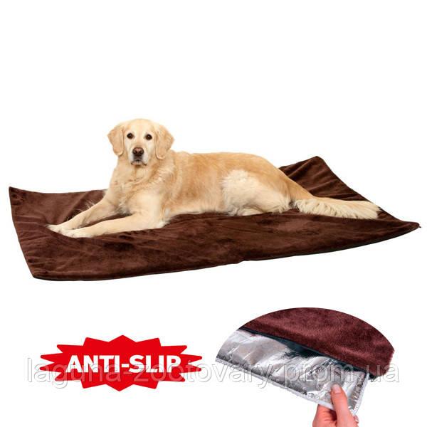 Karlie-Flamingo Thermo dog blanket термоподстилка для собак, коричневый, 70х50см