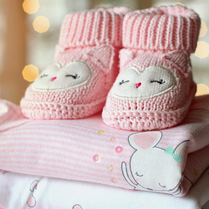 обувь для новорожденных