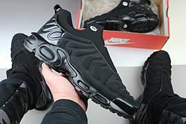 Кроссовки мужские Nike Air Max Plus Slip SP TN Black / NR-AMTN-002 (Реплика)