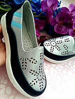 Очень красивые туфли для девочки, размер 31-36
