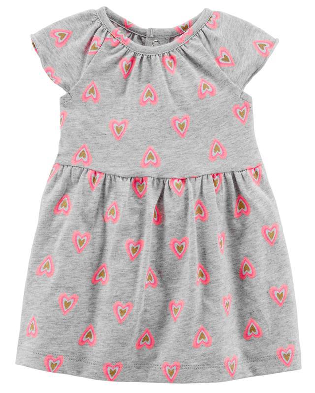 Летнее платье + трусики Carters для девочки