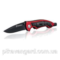 Нож складной + 4 отверточные насадки INTERTOOL HT-0592
