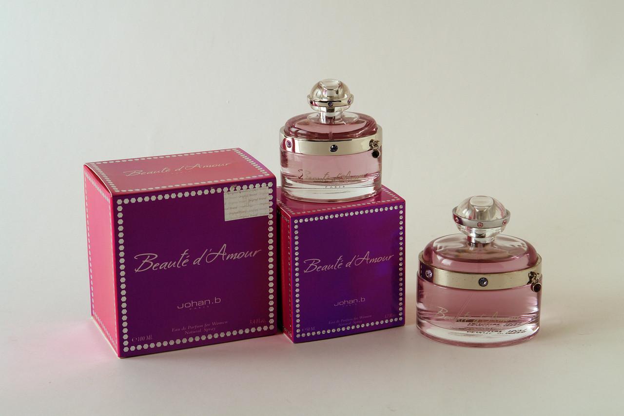 Beaute D'amour Johan.B женская парфюмированная вода 50 ml