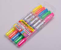 Набір маркерів для тексту, 5 кольорів