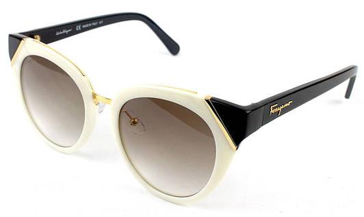 Солнцезащитные очки Salvatore-Ferragamo-SF835S-101  продажа, цена в ... 893972f2aa