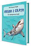Акули і скати. Міні-енциклопедія, фото 2