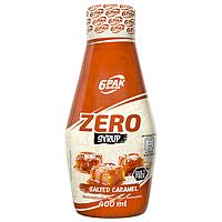 6PAK Nutrition Syrup ZERO, 400 ml