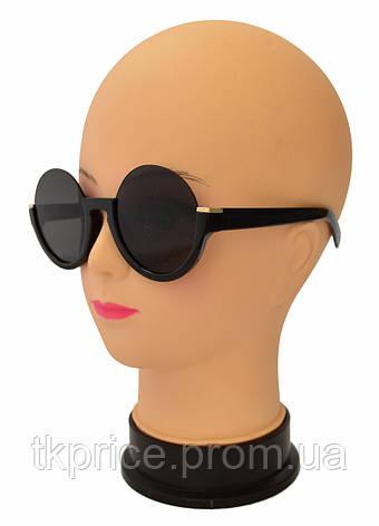 Женские круглые солнцезащитные очки, фото 2