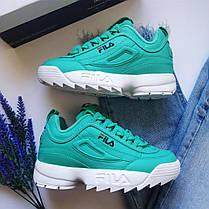 Женские кроссовки в стиле FILA Disruptor (37, 38, 39, 40 размеры), фото 2