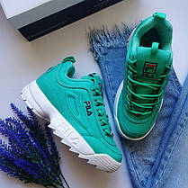 Женские кроссовки в стиле FILA Disruptor (37, 38, 39, 40 размеры), фото 3