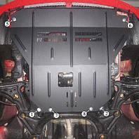 Защита двигателя Geely SL (с 2011---) Джили сл