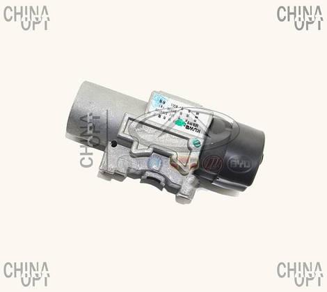 Корпус замка зажигания + контактная группа, Chery QQ [S11, 0.8], S11-3704010, Aftermarket