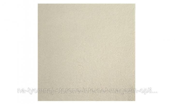 Салфетка для очков кожаная белая, фото 2