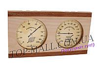 Термогигрометр для сауны Стеклоприбор - (0/+150°C x 0-100%) ТГС-4