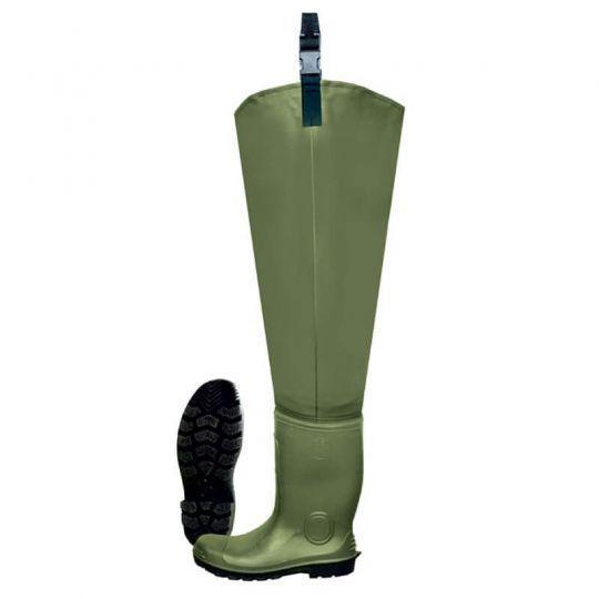 Вейдерсы LEMIGO (12) зеленые (987 46)