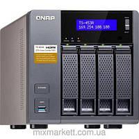 Сетевой накопитель NAS QNap TS-453A-4G