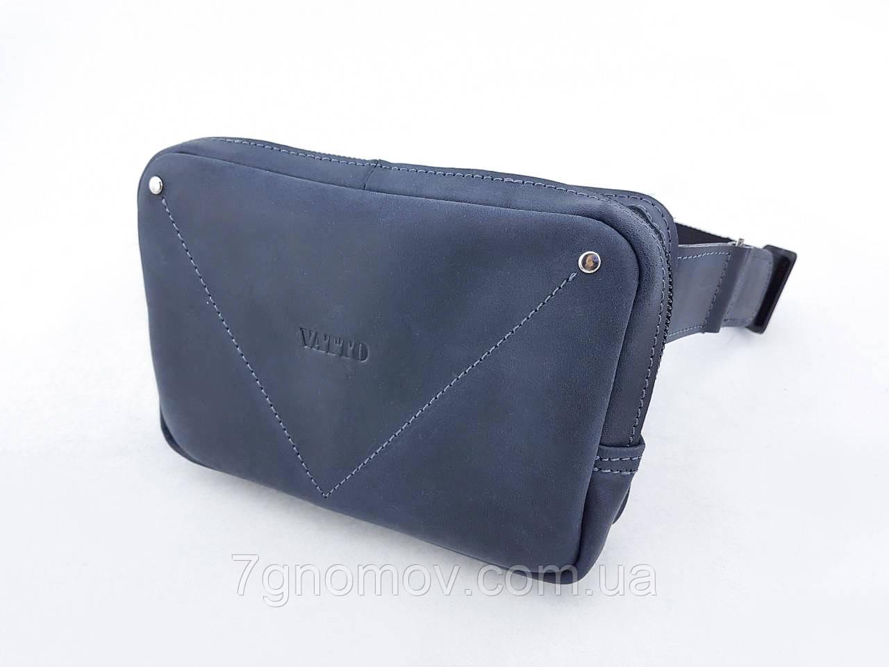 Мужская сумка на пояс VATTO Mk70 Kr600