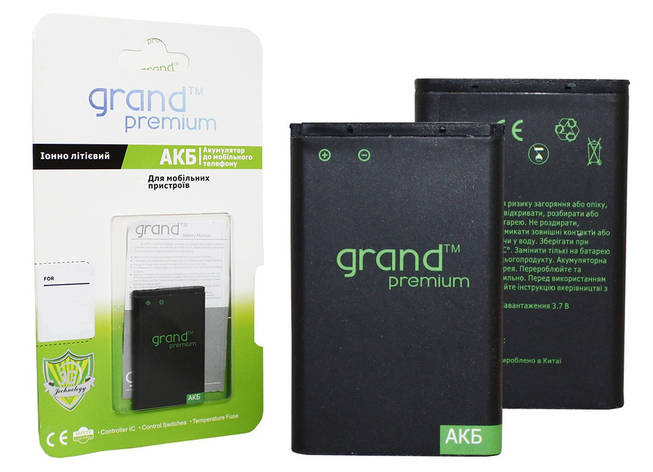 АКБ GRAND Premium Samsung C3312, фото 2