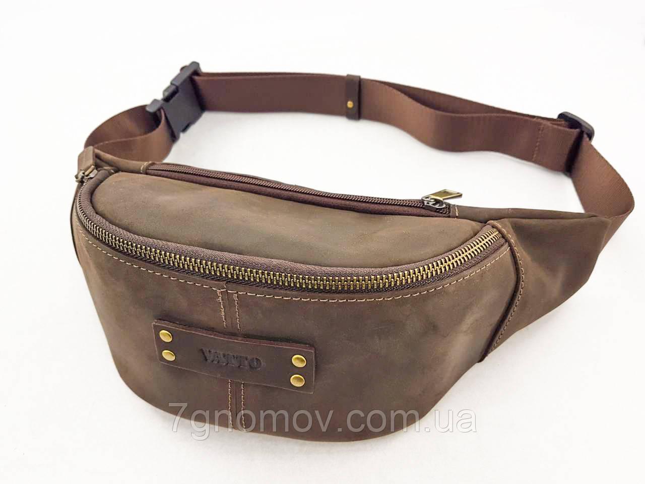 Мужская сумка на пояс VATTO Mk72 Kr450