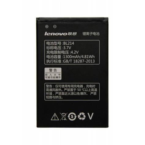 АКБ Lenovo  BL214/A208/А316i  orig, фото 2