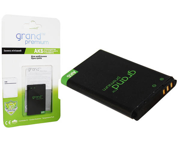 АКБ GRAND Premium Nokia BL-5J, фото 2