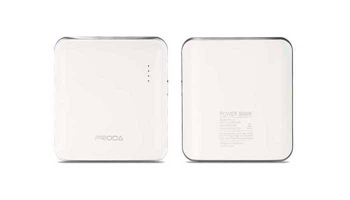 Power Bank Proda Mink PPL-21 Power Box 5000 mAh white, фото 2