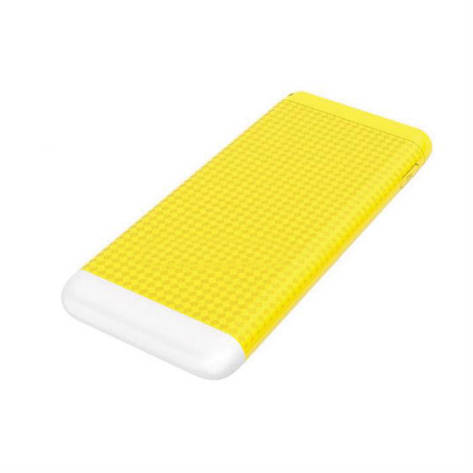 Power Bank GOLF D40GB yellow 4000mah, фото 2