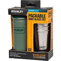 Набор Stanley фляга + 4 рюмки Adventure (ST-10-01705-003), США