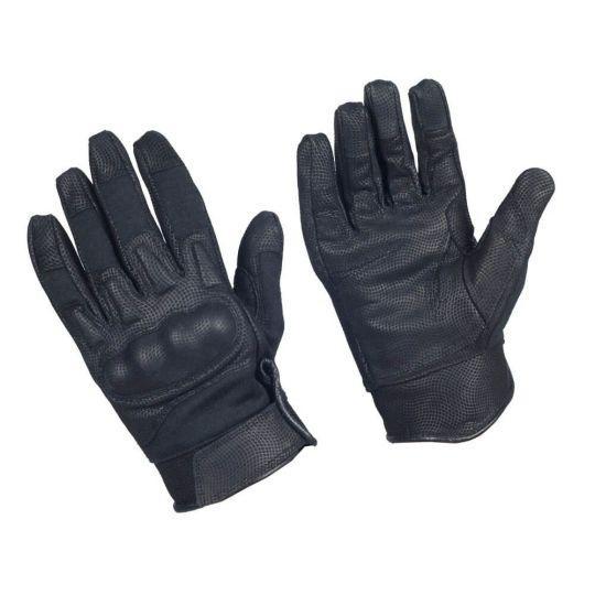 Перчатки Mil-Tec Action Glover Flammh Black XXL 12520202 (12520202  XXL)