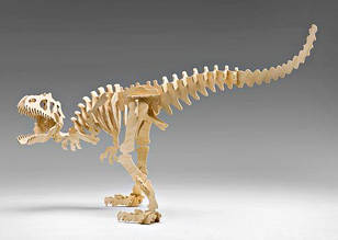 """3D пазл """"Аллозавр"""""""