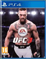 Игра PS4 UFC 3 для PlayStation 4