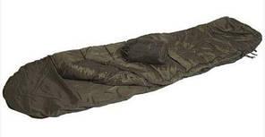 Спальний мішок з чохлом Mil-Tec Commando Olive (до-10) (14102001)