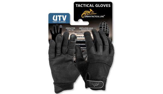 Тактические перчатки Helikon Urban Tactical Vent Gloves XL RK-UTV-PU-01 (RK-UTV-PU-01 XL)