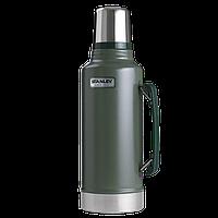 Термос Legendary Classic 1.9L зеленый Stanley (ST-10-01289-036), США