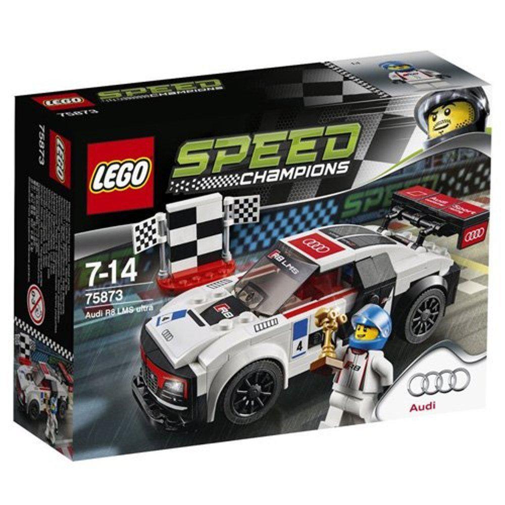 Конструктор LEGO Speed Champions 75873 Ауди R8 LMS Ultra