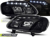 Передние фары тюнинг оптика Volkswagen VW Caddy
