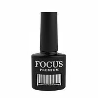Каучуковое финишное покрытие для гель-лака Rubber top 8 мл Focus Premium