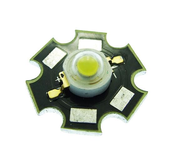 Світлодіод PM2B-3LWS-SD холодно-білий PROLIGHT 2743