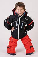 Детский Горнолыжный костюм Phenix Hardanger Bk/Rd ( ES4G22P81 )
