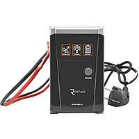 ИБП Ritar RTSW-600 LED,12В Q4 с правильной синусоидой