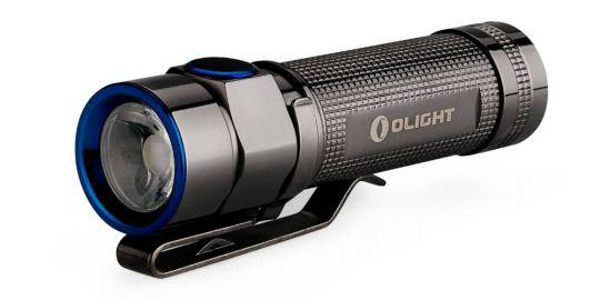Фонарь Olight S1A BATON Stainless Steel Limited Edition 2016 (S1A BATON 2016  Olight), Китай
