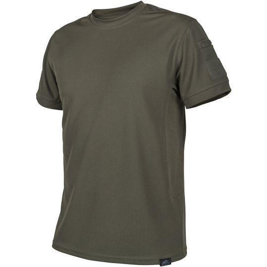 Футболка T-shirt Helikon Tactical TopCool Olive Green L TS-TTS-TC-02 (TS-TTS-TC-02  L)